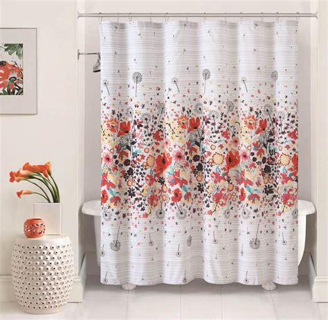 magnolia shower curtain magnolia 72x72 shower curtain multicolor shop your way