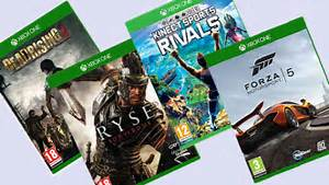 best selling xbox one games worldwide