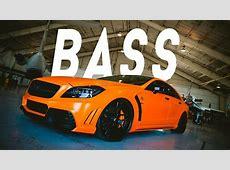 MUZICA CU BASS ⭐ #22 ⭐ BMW ⭐ CLS 350 YouTube