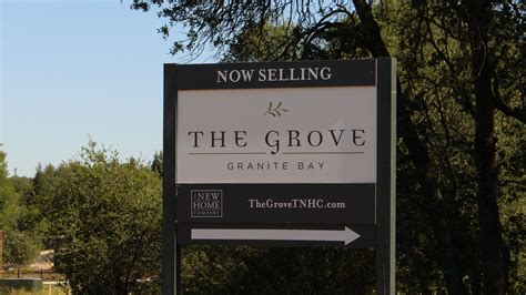 the grove granite bay new homes placer luxury properties