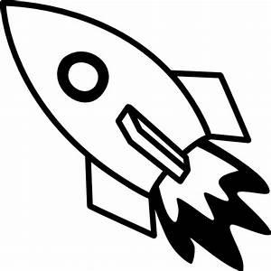 Rocket Ship Clip Art at Clker.com - vector clip art online ...