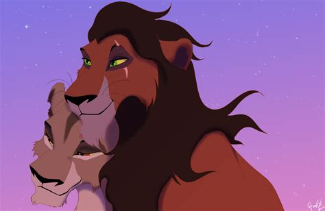 Lion King Images Free Download Lion King Couples Images Scar And Zira Hd Wallpaper And Background Photos 31064827