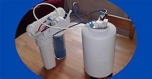 Wasserfilter Selber Bauen : so funktioniert ein umkehrosmose wasserfilter lebendiges trinkwasser ~ Frokenaadalensverden.com Haus und Dekorationen