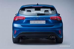 Nouvelle Ford Focus 2019 : ford focus st line 2019 ~ Melissatoandfro.com Idées de Décoration