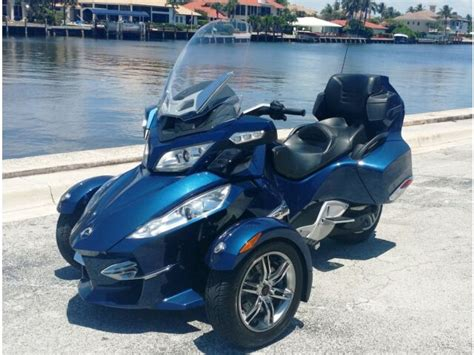 3 Wheeled Car Motorcycles For Sale