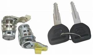 Door Lock Set W  Key L U0026r  96 97 98 99 00 Honda Civic