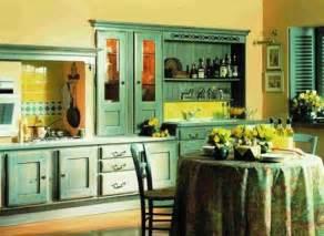 Old Farmhouse Kitchen Colors