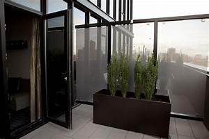 Fliegen Fernhalten Balkon : balkongestaltung sichtschutz wahrt die privatsph re ~ Whattoseeinmadrid.com Haus und Dekorationen