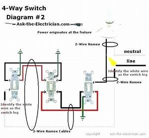 Cooper 4 Way Switch Diagram