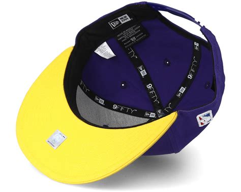 Los Angeles Lakers 9Fifty Purple Snapback - New Era caps ...