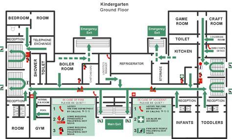 evacuation plan template evacuation plan template