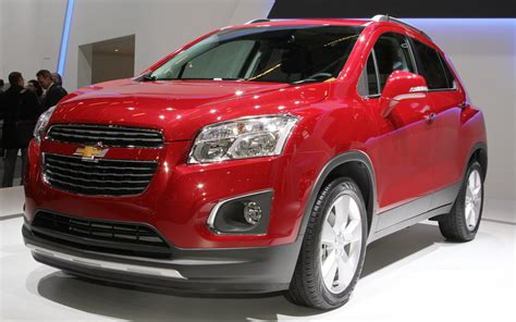 Chevrolet Trax Picture by Chevrolet Trax Pictures Information And Specs Auto