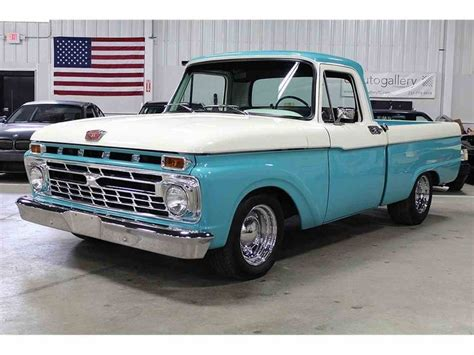 1965 Ford Truck by 1965 Ford F100 For Sale Classiccars Cc 993982