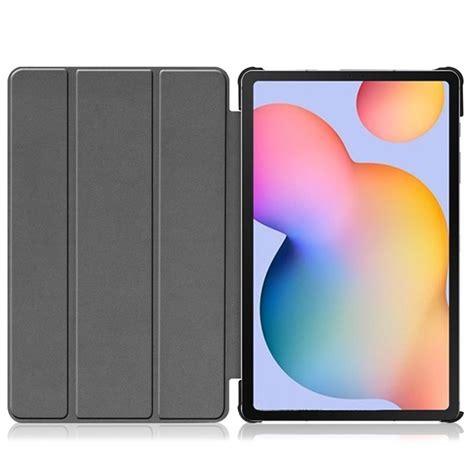 Tri-Fold Series Samsung Galaxy Tab S6 Lite Folio Case