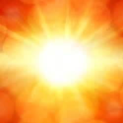 sun essential  life  earth health