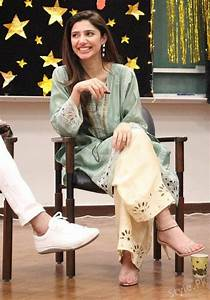 Different, Looks, Of, Mahira, Khan, During, The, Promotions, Of