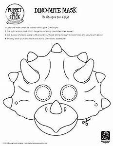 dino mask template all about dinos pinterest mask With dinosaur mask template free