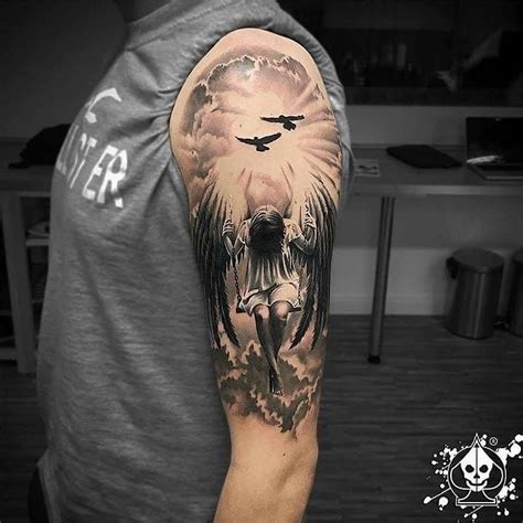 stylish beautiful  unique tattoos  men  unique tattoos  men unique