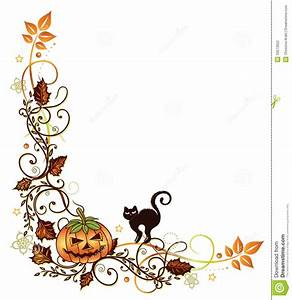 halloween border clipart - Free Large Images
