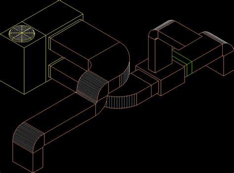 roof top duct dwg block  autocad designs cad