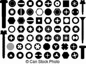 Different Type De Vis : cliparts et illustrations de vis 34 865 dessins et ~ Premium-room.com Idées de Décoration