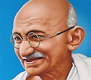 Mahatma Gandhi: A man who gives a new perspective on life ...