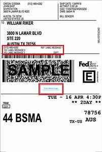 Fedex Return Label Instructions