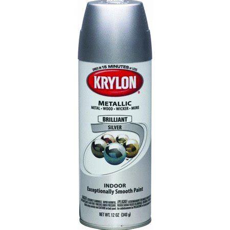 krylon metallic spray paint walmart