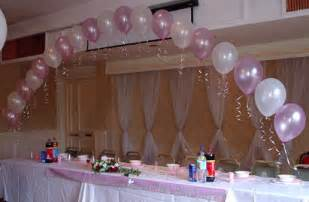 Wedding Balloon Table Decorations by Toronto Balloon Decorations Balloon Arches And Pillars
