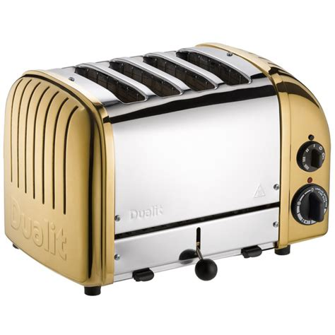 cleaning dualit toaster dualit 47452 classic vario 4 slot toaster brass free