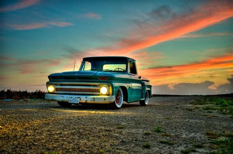 Car Desktop Wallpaper Hd 1920x1080 Baik by 66 Chevy C10 Sick