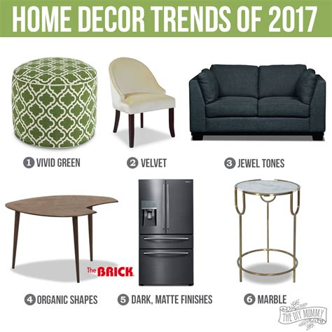 2017 Home Decor Trends How You Can Make Them Family