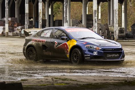 Dodge Car : 2013 Dodge Dart Rallycross Car Review