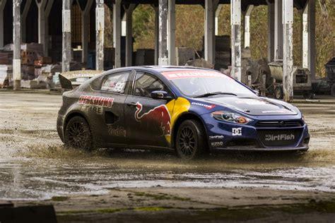 2013 Dodge Dart Rallycross Car Review