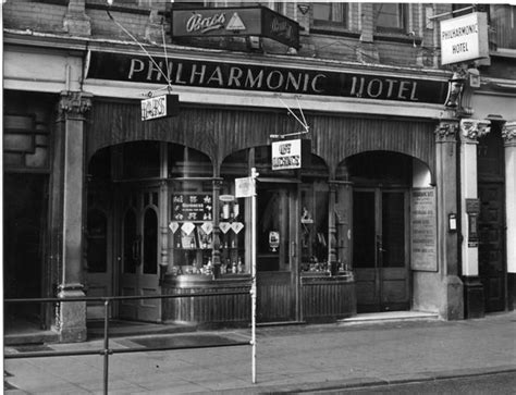 Looking Back The Philharmonic Former Cardiff Club