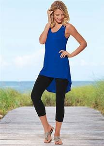 Capri Leggings Outfits - Trendy Clothes