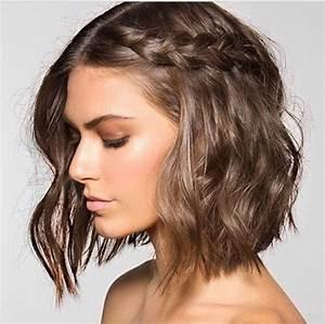 Coiffure Carré Mi Long : idee coiffure carre mi long coiffure mi long fille ~ Melissatoandfro.com Idées de Décoration