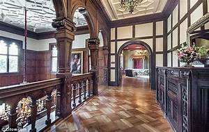 Inside the $27million Tudor mansion in Silicon Valley that ...
