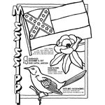 printable letters of the alphabet us states free coloring pages crayola 12634