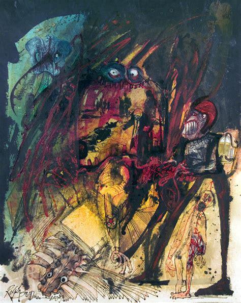 the fires of a novel fahrenheit 451 ralph steadman collection
