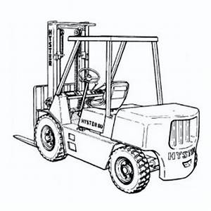 Hyster H135 - 155xl - Service Manual