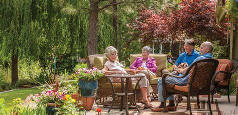 active senior retirement living  continuing care