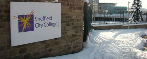 sheffield college foreign students