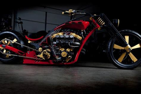 Chopper Motorcycle Wallpapers ·①