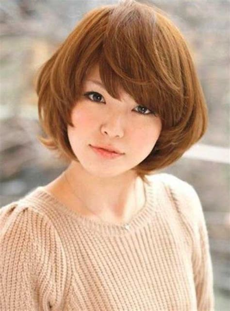 25+ Asian Hairstyles For Round Faces Hairstyles