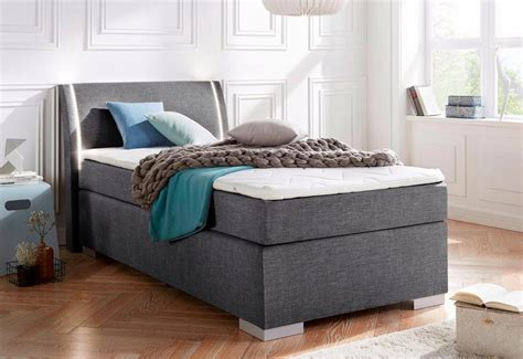 boxspringbett mit led beleuchtung breckle boxspringbett mit led beleuchtung kaufen otto