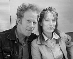 Los músicos Tom Waits y Kathleen Brennan | Love is in the ...