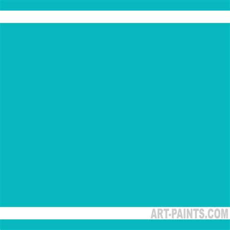 tropical teal color ink paints istrt tropical