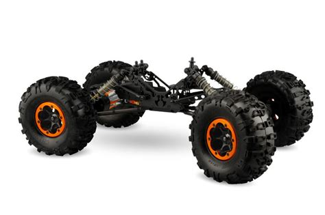 Axial Racing - XR10 - 1/10th Scale Electric 4WD Rock ...