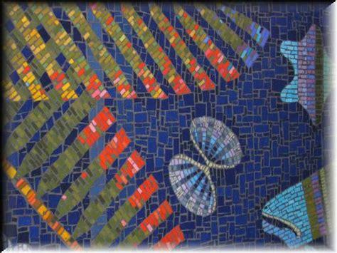 queensland mosaics brisbane airport  public mosaic